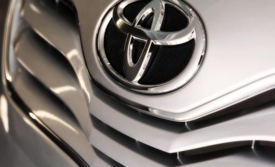 фото лого тойота